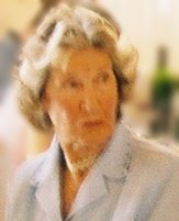 Photo of Elsie Slack at the 2006 BDAN fundraising lunch