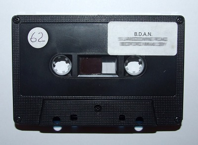 Photo of a cassette